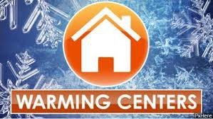 City of Detroit Warming Centers