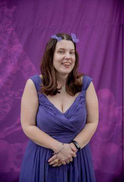 Brittney Wolte is Michigan Miss Amazing 2021